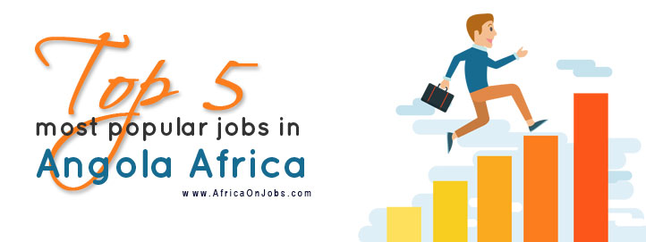 Jobs in Angola